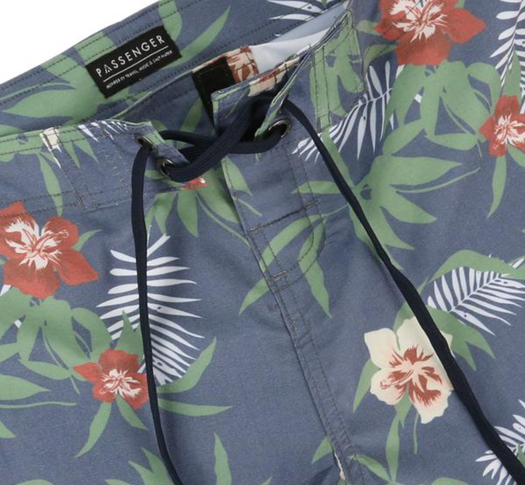Womens Tropical Boardshort | All Over Print