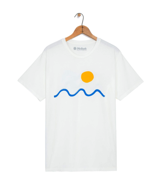 Light Being Tee | White