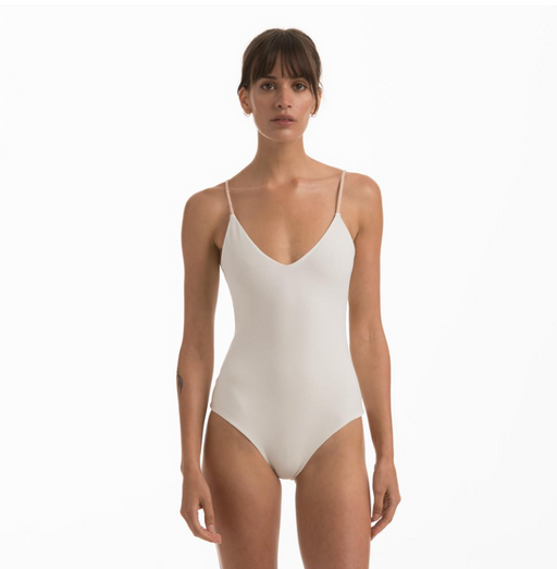 Maia One Piece | Eggshell
