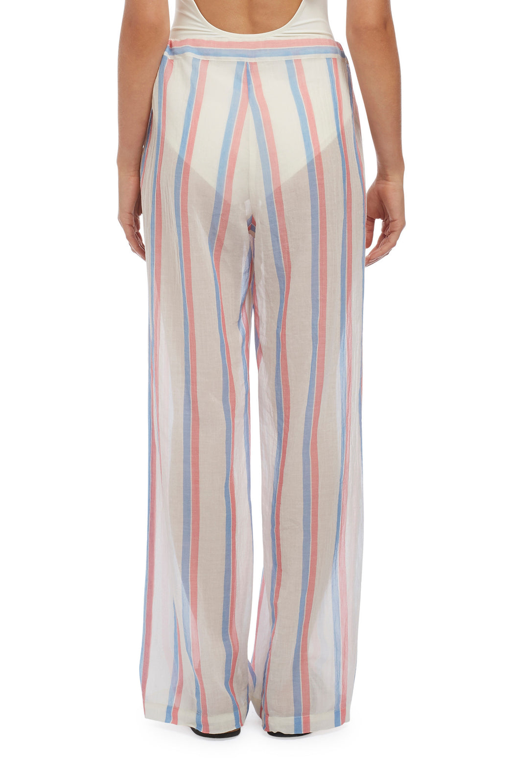 Woven Drawstring Pant x Solid & Striped