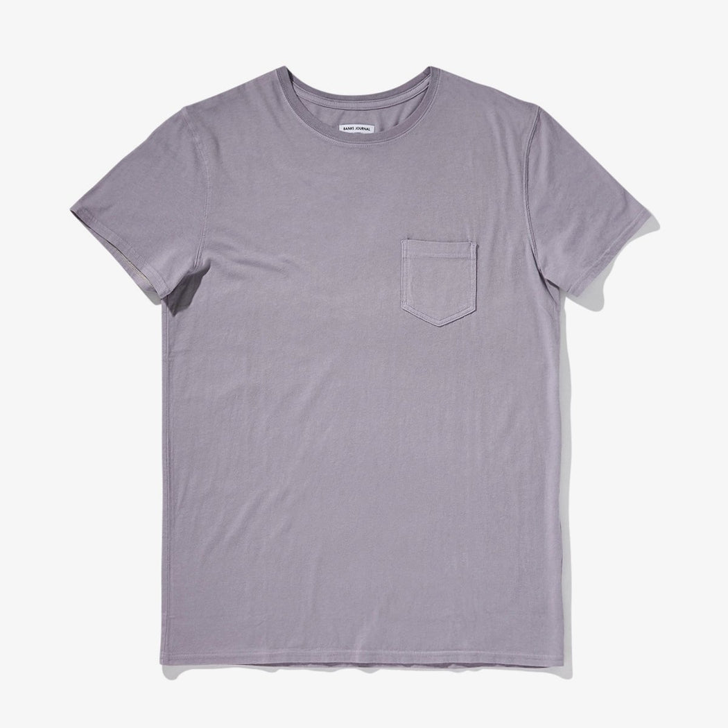 Primary Core Shirt | Old Mauve