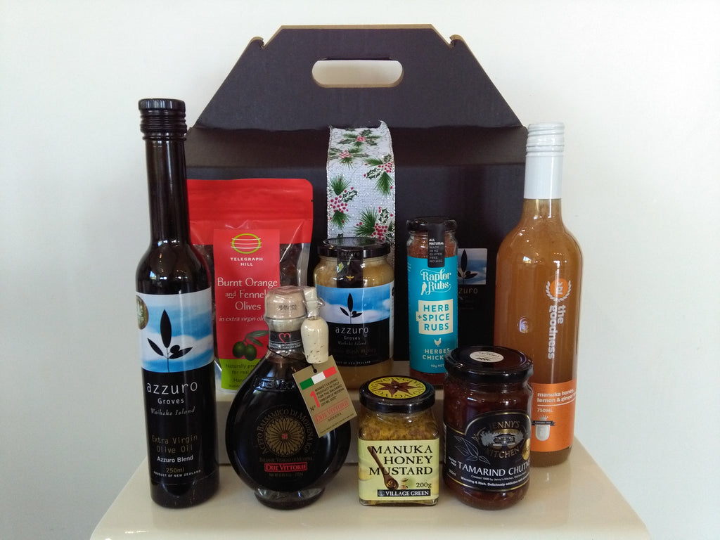 Christmas Hampers Launched