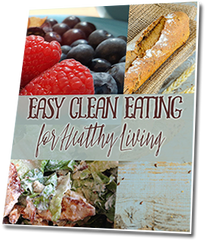 Clean Eating for Healthy Living