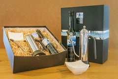 Oil & Cylindrical Pourer Gift Box