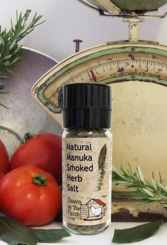 Gourmet Salt & Pepper Seasonings