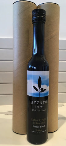 Azzuro Tuscan Blend 2018 Extra Virgin Olive Oil - 2 & 3 pack