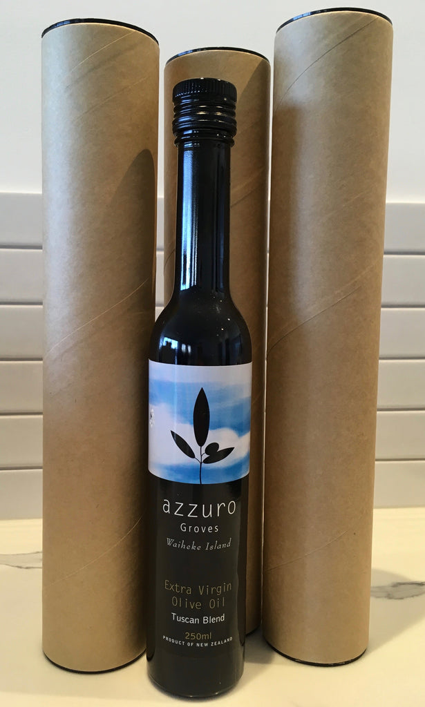 Azzuro Blend 2018 Extra Virgin Olive Oil