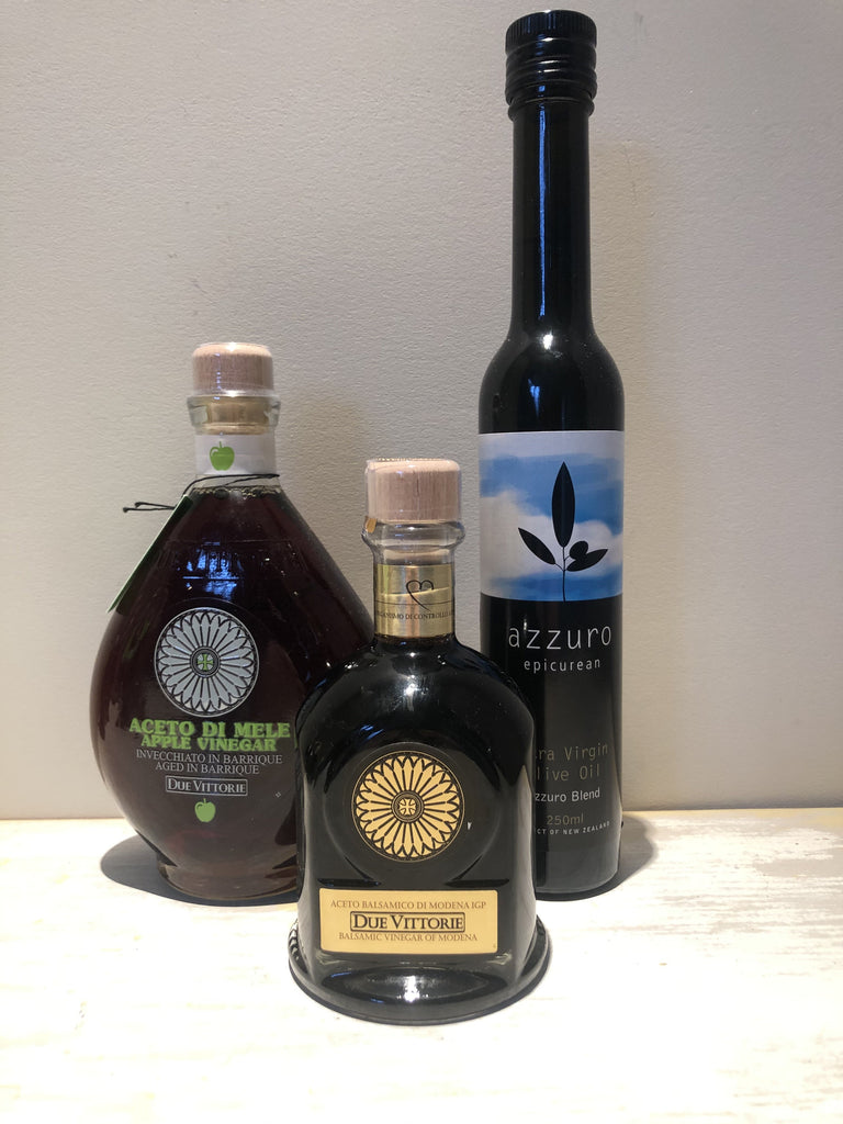Oil, Balsamic & Vinegar