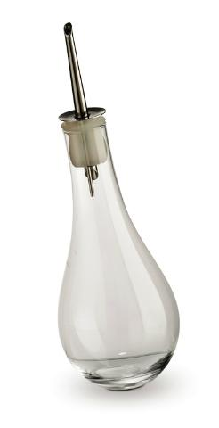 Italian Glass Oil Bottle