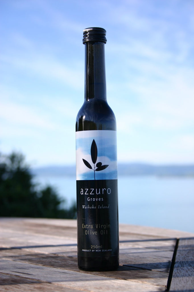 Azzuro Tuscan Blend 2019 Extra Virgin Olive Oil