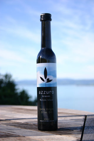Azzuro Tuscan Blend 2018 Extra Virgin Olive Oil
