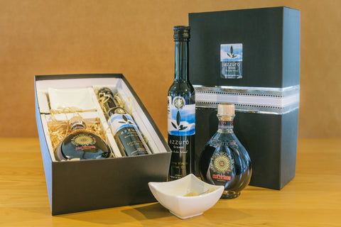 Image of Oil & Oro Balsamic Gift Box