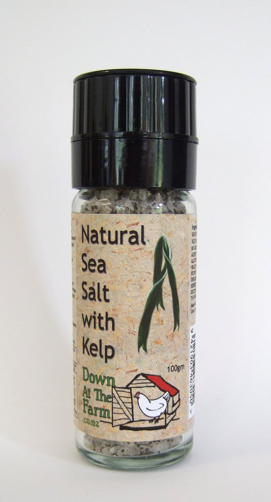 Oil & Sea Salts Gift Box