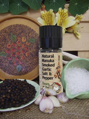Image of Gourmet Salt & Pepper Seasonings