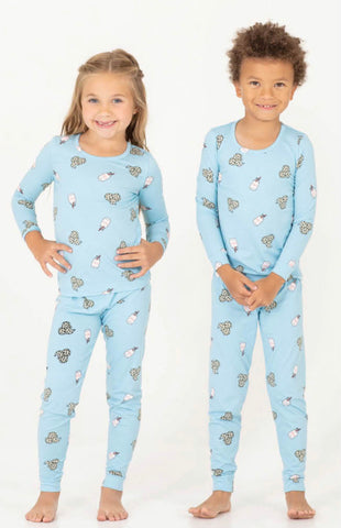 Milk & Cookies Pajama Set