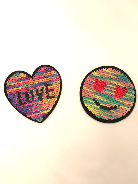 Fippy Sequin Patches