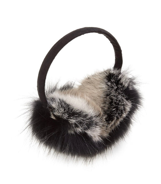 Fur Covered Earmuffs