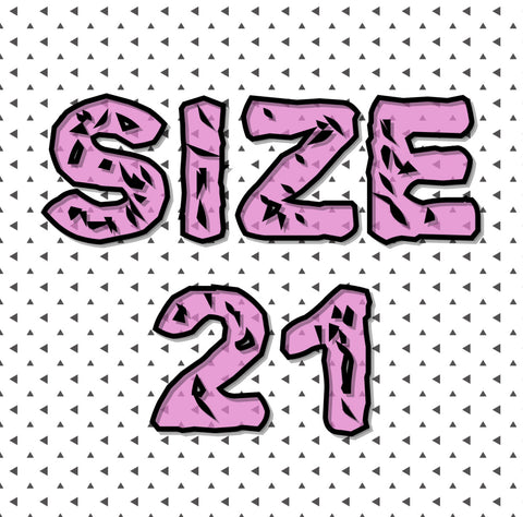 Size 21 (5/5.5)