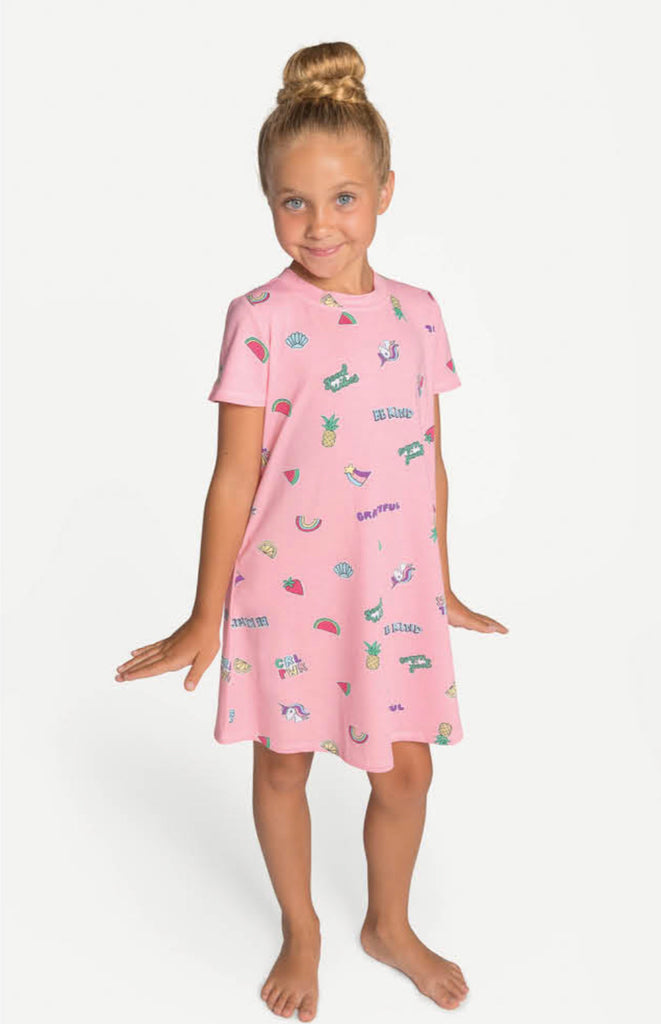 Be Kind Lounge Dress/Nightgown