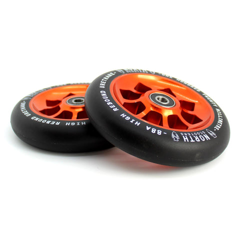 North Scooters Pentagon 88A Scooter Wheels