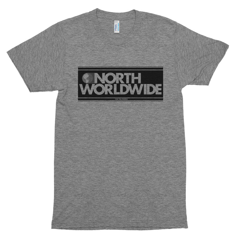 "North ""Worldwide Logo"" T-Shirt"