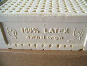 latex 100% naturel matelas à rabais