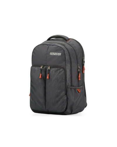 American Tourister Asia Insta Laptop Backpack 02 - Grey
