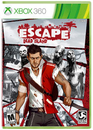 XB360 ESCAPE DEAD ISLAND