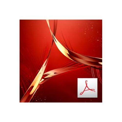 Adobe Acrobat Standard DCLevel 13 50 - 99 (VIP Select 3 year commit)