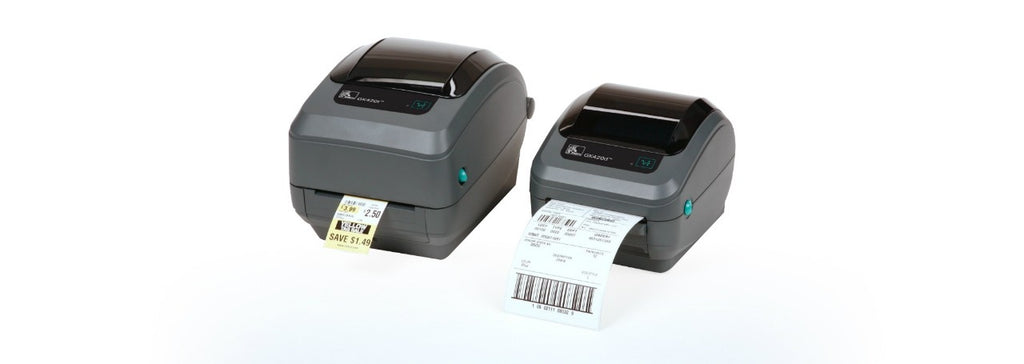 Zebra-GK420 Desktop TT Printer Series 3