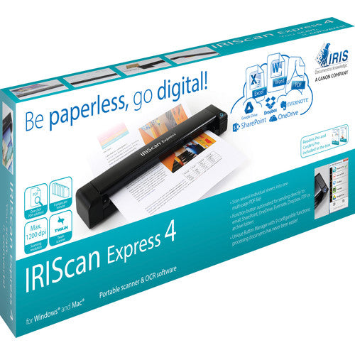 IRISCan Express 4