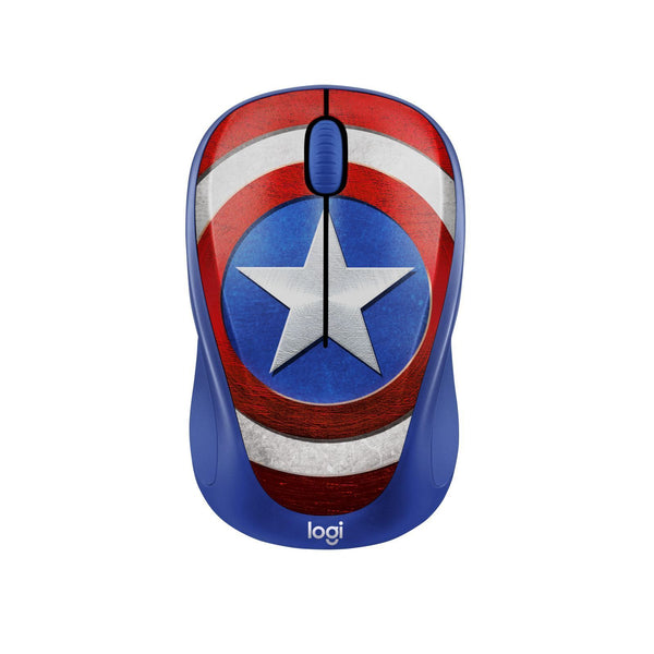 LOGITECH M238 MARVEL COLLECTION - CAPTAIN AMERICA