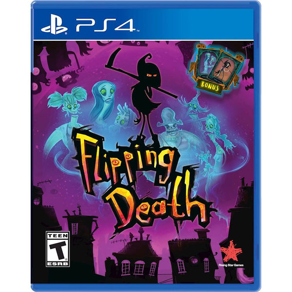PS4 FLIPPING DEATH (R2 EUR)