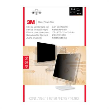 3M - PF216W1B Desktop Privacy Filter 21.6W (21.6 Inches/Widescreen 16:10 AR) Part # 98044054165