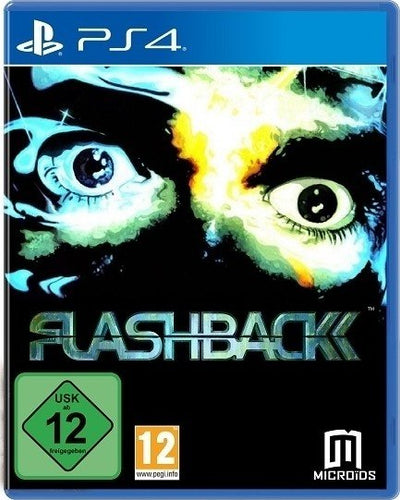 PS4 FLASHBACK 25TH ANNIVERSARY COLLECTOR'S EDI (R2 EUR)
