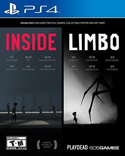 PS4 INSIDE/LIMBO DOUBLE PACK (R1- USA)