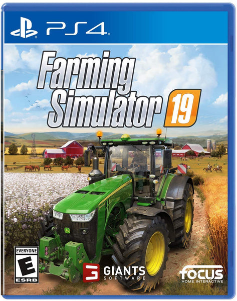PS4 FARMING SIMULATOR 19 (R2 EUR)