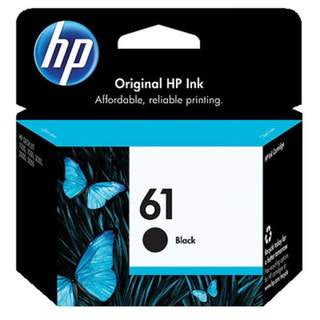 HP 61 BLACK INK CARTRIDGE SD549AA