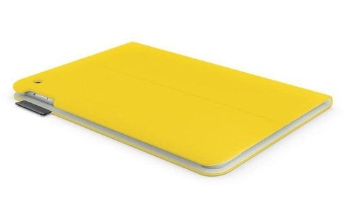 Logitech Folio Protective Case for iPad Air  - Sunflower Yellow