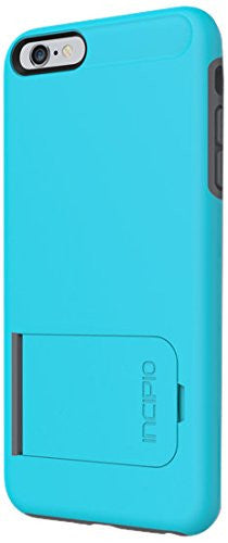Incipio KICKSNAP for iPhone 6 Plus - Blue/Grey