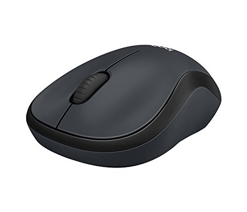 Logitech WIRELESS M221 SILENT CHARCOAL