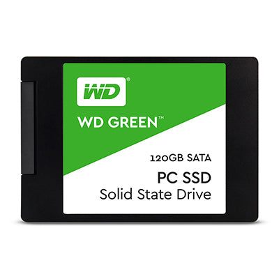 Western Digital Green 3D NAND SATA SSD 120GB