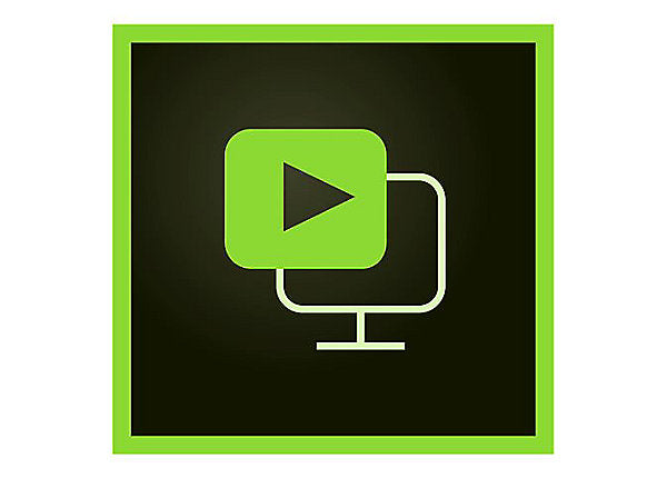 Adobe Presenter Video Expr 11 MAC IE AOO License 1 UserPresenter Video Expr