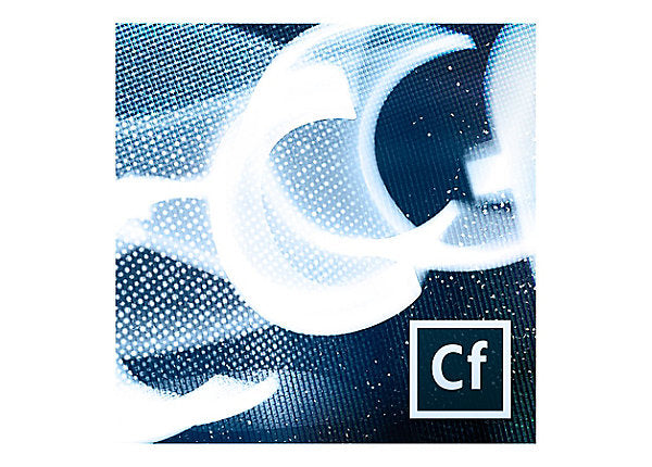 Adobe ColdFusion Standard 2016 All Platforms IE AOO License 1 UserColdFusion Standard