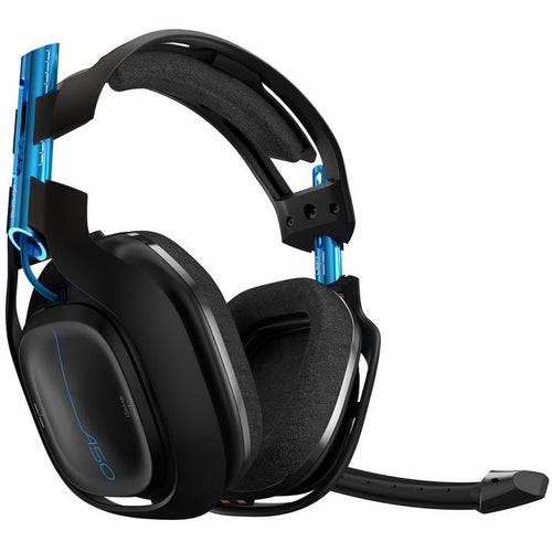 ASTRO A50 Wireless Headset + Base Station - Black/Blue