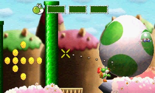 3DS YOSHI'S NEW ISLAND