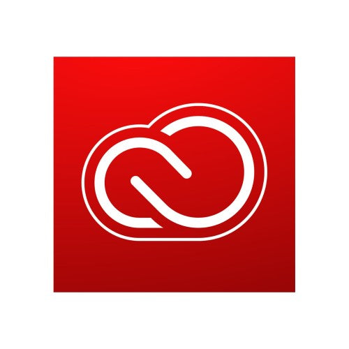 Adobe Creative Cloud for teams - All Apps with Adobe StockLevel 4 100+