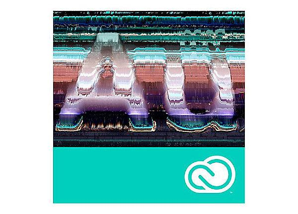 Adobe Audition CCLevel 12 10 - 49 (VIP Select 3 year commit)