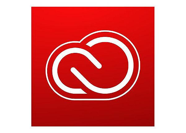 Adobe Creative Cloud for teams - All Apps with Adobe StockLevel 13 50 - 99 (VIP Select 3 year commit)