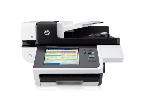 HP Digital Sender Flow 8500 fn1 Document Capture Workstation